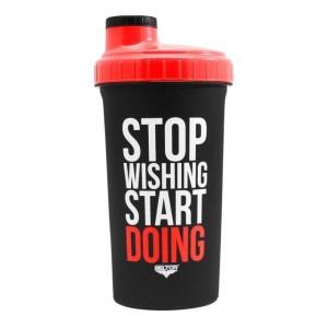 """Shaker motywacyjny """"Stop Wishing Start Doing"""""""