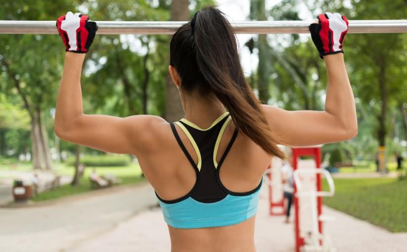 Kalistenika – street workout w fitness klubach