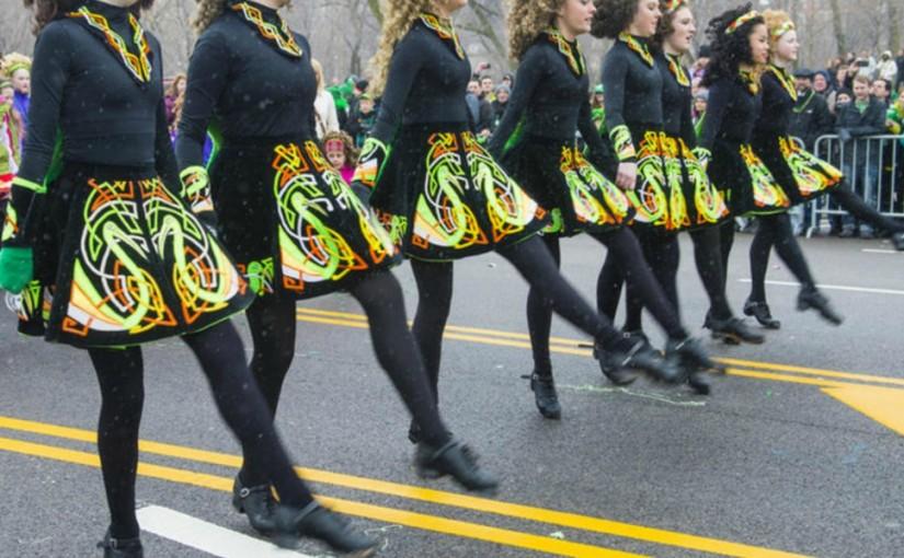 Taniec irlandzki w Polsce