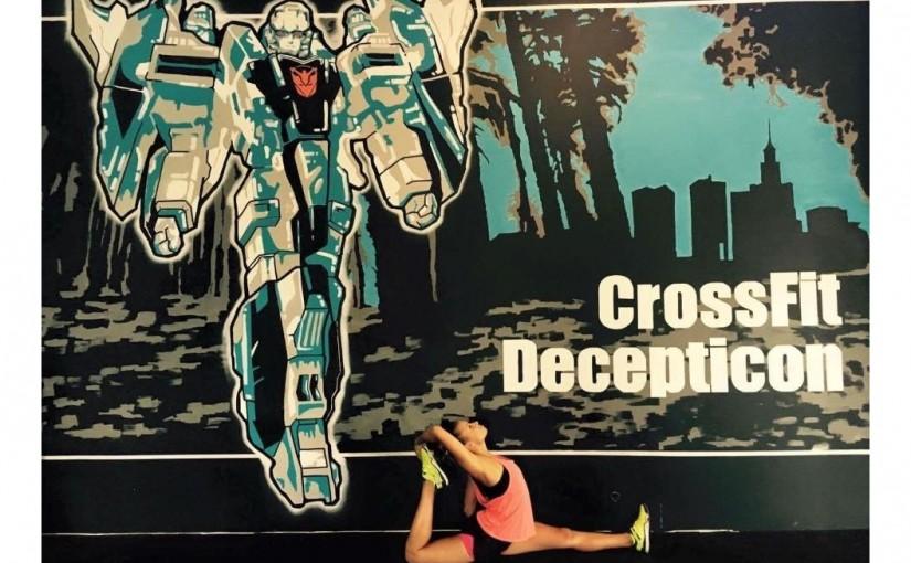 Spróbuj crossfitu w klubie Crossfit Decepticon
