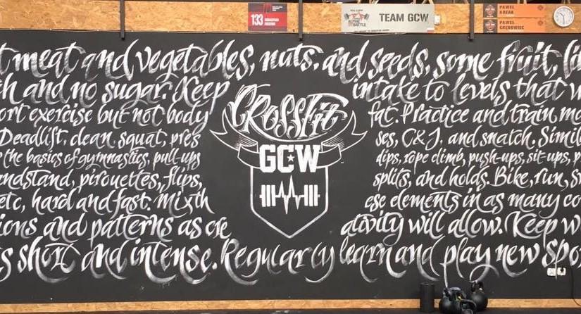 Crossfit w klubie CrossFit GCW – zapiszesz się?