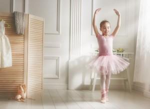 Balet dla dzieci w Warszawie