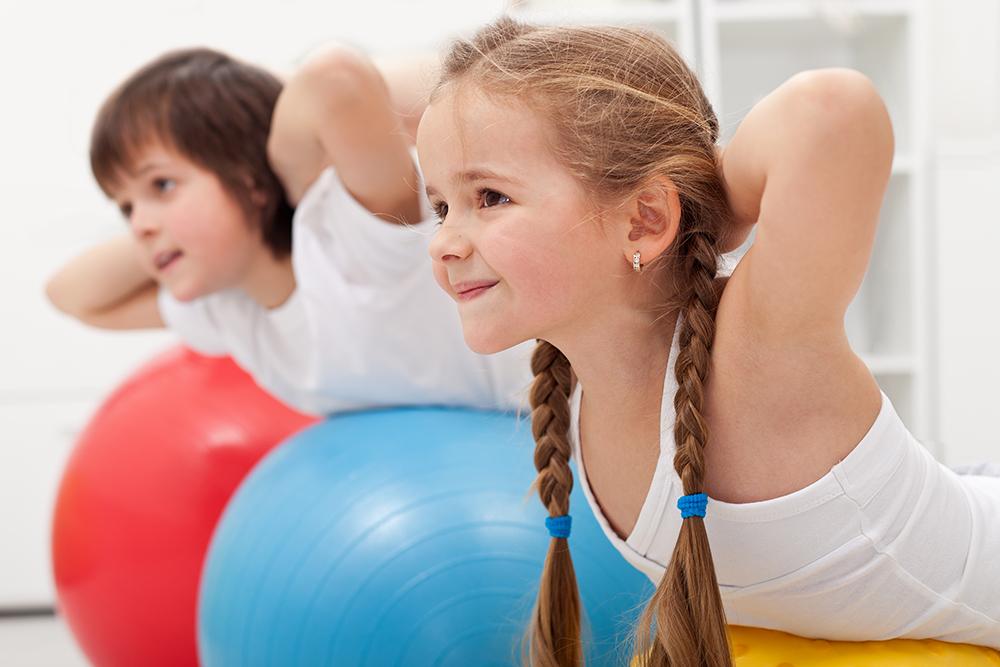 aerobik dla dzieci