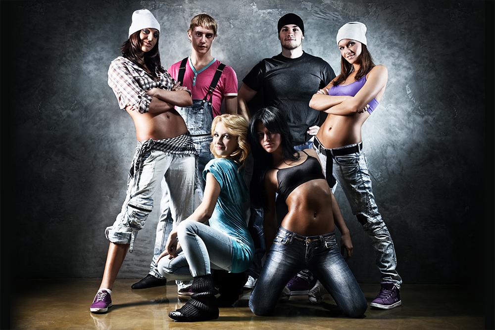 taniec hip hop