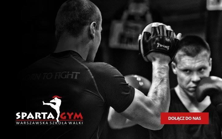 Sparta gym warszawska szko a walki warszawa for Gimnasio sparta