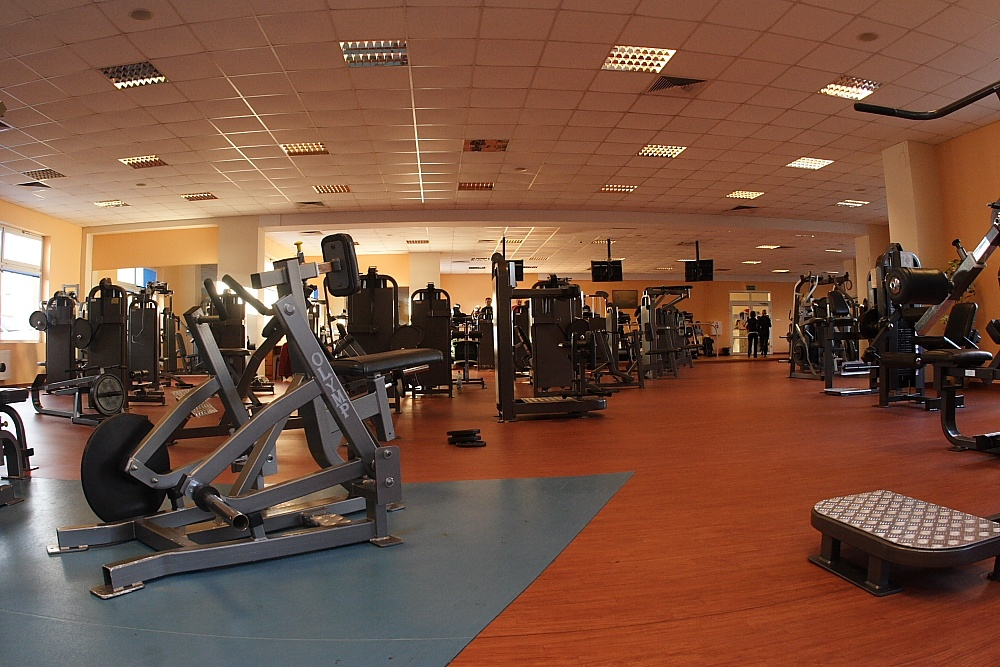 Centrum Fitness Olymp - power bike Poznań