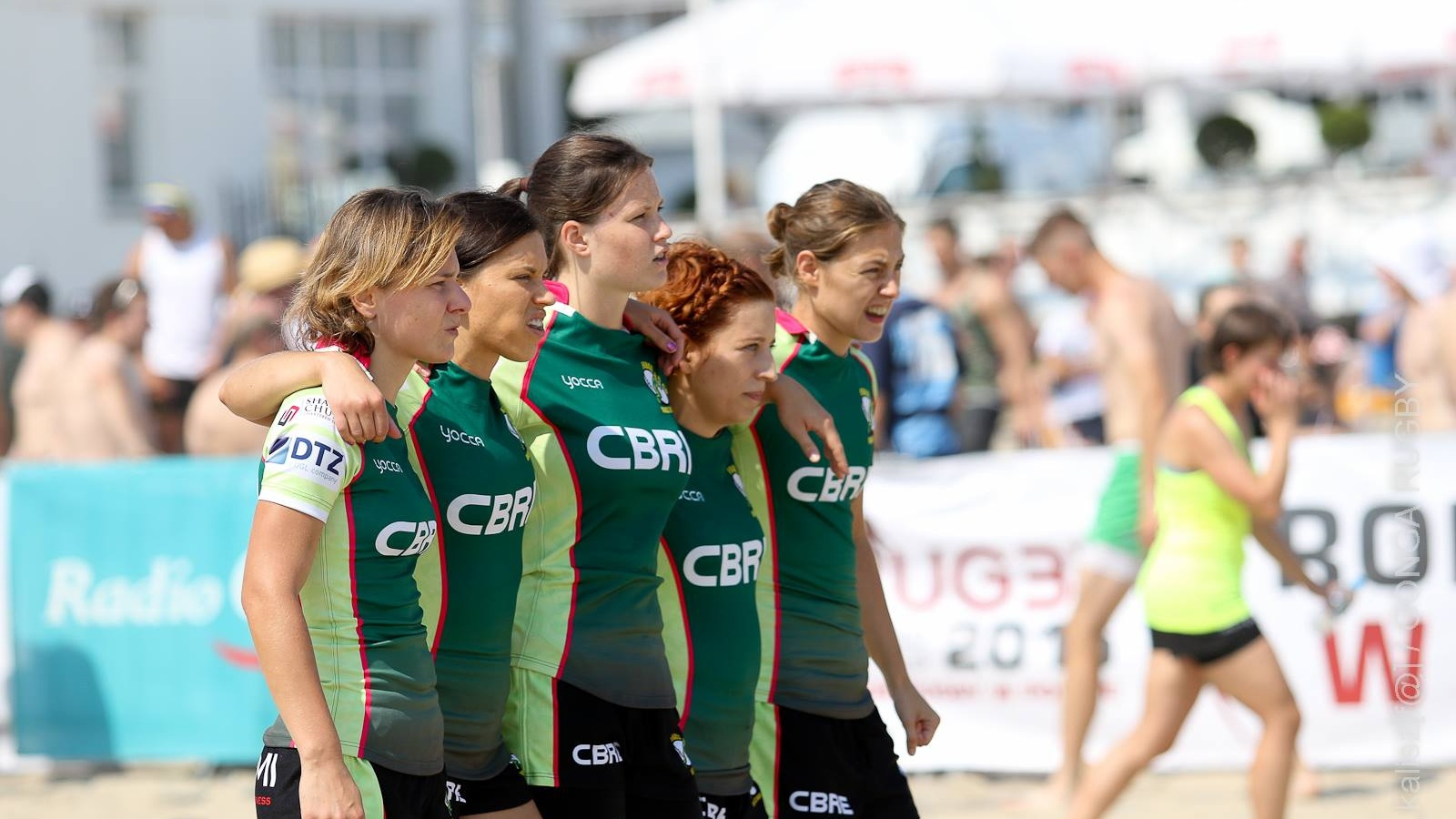 Warsaw Ladies Frogs Rugby Club - rugby Warszawa